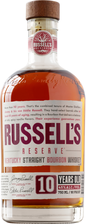 Russell's Reserve 10yr Old Bourbon