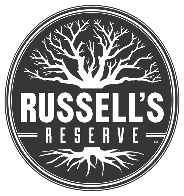 Russel's Reserve 6yr Old Rye Logo