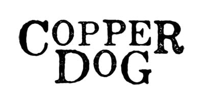 Copper Dog Logo