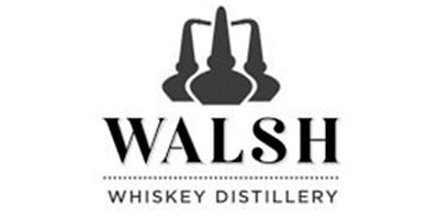 Walsh Whiskey (Writer's Tears + The Irishman) Logo